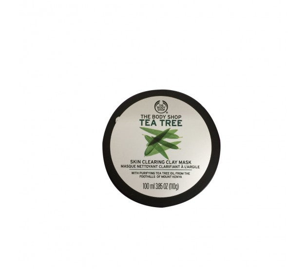 The Body Shop Tea Tree Skin Clearing Clay Mask 100ml/3.85fl oz