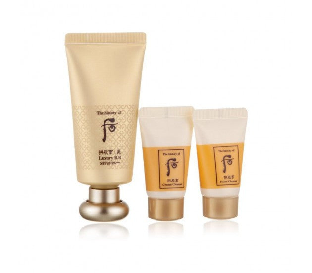 The History of Whoo Gongjinhyang:Mi Luxury BB Cream Set