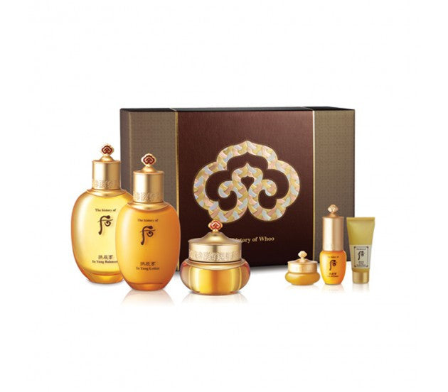 The History of Whoo Gongjinhyang In Yang 3pcs Set