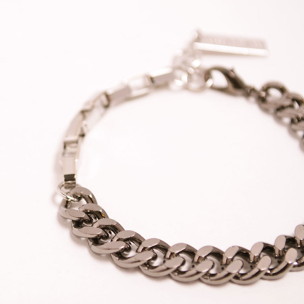 Uni Layered Chain Bracelet