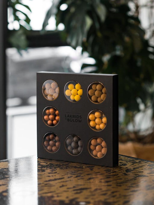 LAKRIDS BY BÜLOW LIQUORICE SELECTION BOX