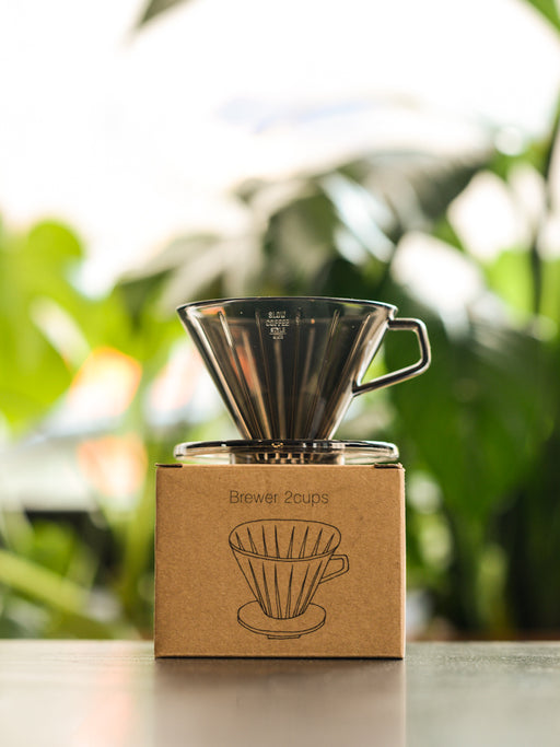 KINTO V60 DRIPPER 2CUPS