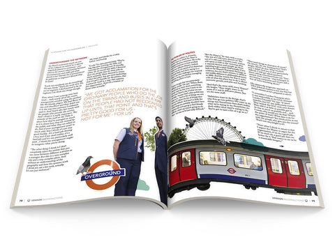 Issue 1: How London Got Its Font