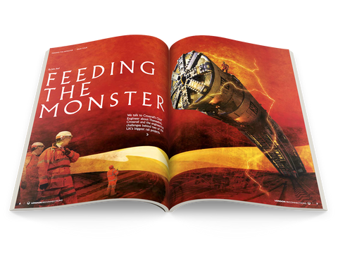 Issue 4: Feeding the Monster