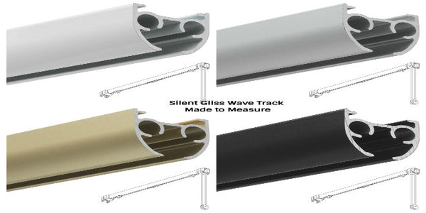 Silent Gliss 3840 Made to Measure Wave Track - Sheer Ideas