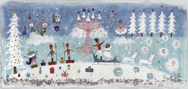Painting | Clara and the Nutcracker | Lucy Loveheart - 2
