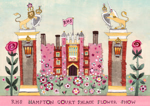 Original Painting | RHS Hampton Court Flower Show | Lucy Loveheart