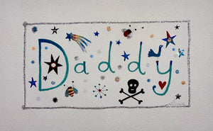 Studio Print in a Tube | Daddy | Lucy Loveheart