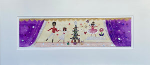 Original Painting | The Sugar Plum Fairy | Lucy Loveheart