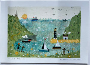 Studio Print Seconds | Memories Of The Sea | Lucy Loveheart