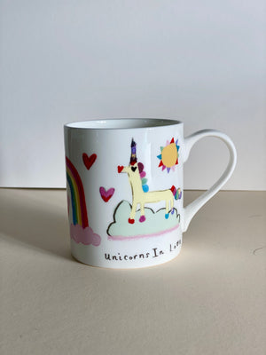 Mug | Unicorns In Love | Lucy Loveheart