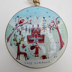 Decoration | Christmas Eve | Lucy Loveheart