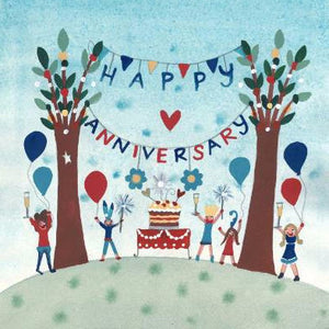 Greetings Cards | Anniversary Party | Lucy Loveheart