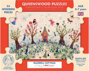 Puzzle | Bluebell Cottage | Lucy Loveheart