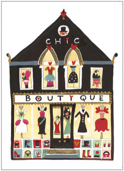 Greetings Cards | Great British High St - Chic Boutique | Lucy Loveheart
