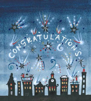 Greetings Cards | Congratulations | Lucy Loveheart