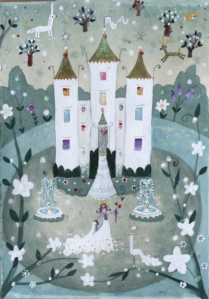 Painting | Enchanted Palace | Lucy Loveheart - 2