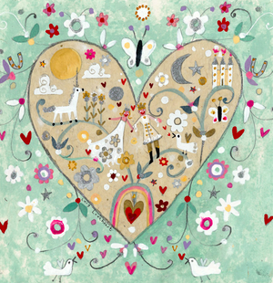 Greetings Cards | Fairytale Wedding | Lucy Loveheart