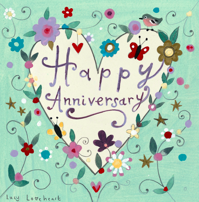 Card happy anniversary loveheart lucy loveheart greetings cards happy anniversary loveheart lucy loveheart m4hsunfo