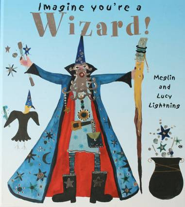 Childrens Books | Imagine You're a Wizard | Lucy Loveheart