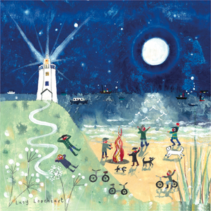 Art Prints | Moon Light House Mini | Lucy Loveheart