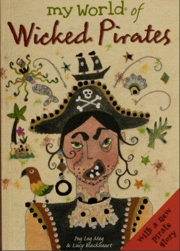 Childrens Books | My World of Wicked Pirates | Lucy Loveheart
