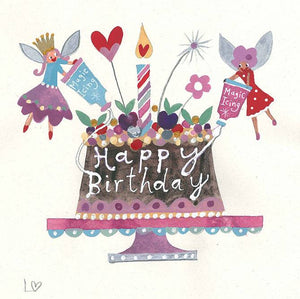 Greetings Cards | The Icing on the Cake | Lucy Loveheart