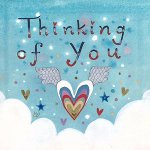 Greetings Cards | Thinking of You | Lucy Loveheart