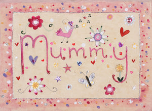 Art Prints | Mummy | Lucy Loveheart