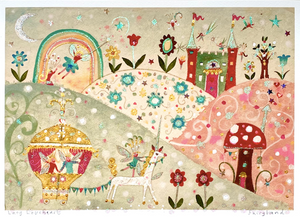 Studio Print in a Tube | Fairyland | Lucy Loveheart