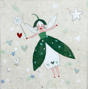 Art Prints | Snowdrop | Lucy Loveheart