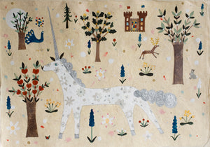 Original Painting | Unicorn Forest | Lucy Loveheart