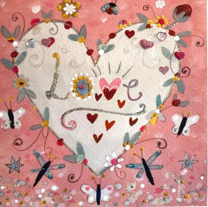 Studio Print | Magic Loveheart | Lucy Loveheart