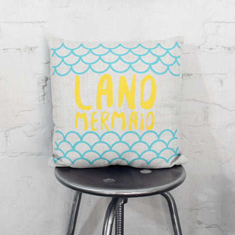 Land Mermaid Cushion