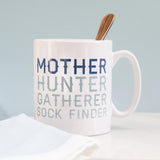 Personalised Hunter Gatherer Mother Mug