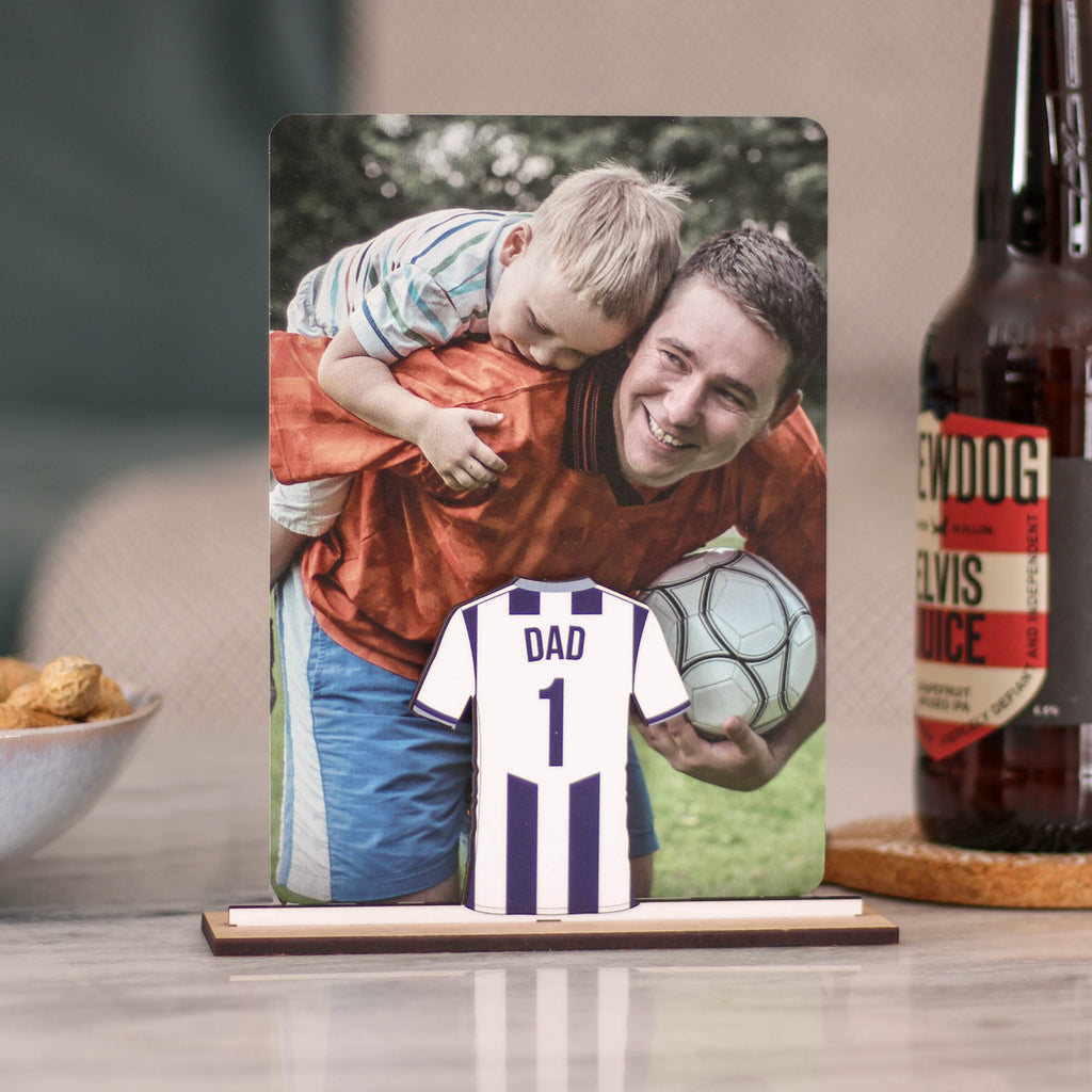 Personalised Football Shirt Frame