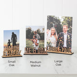 Personalised Me And Mum Photo Frame For Mother's Day