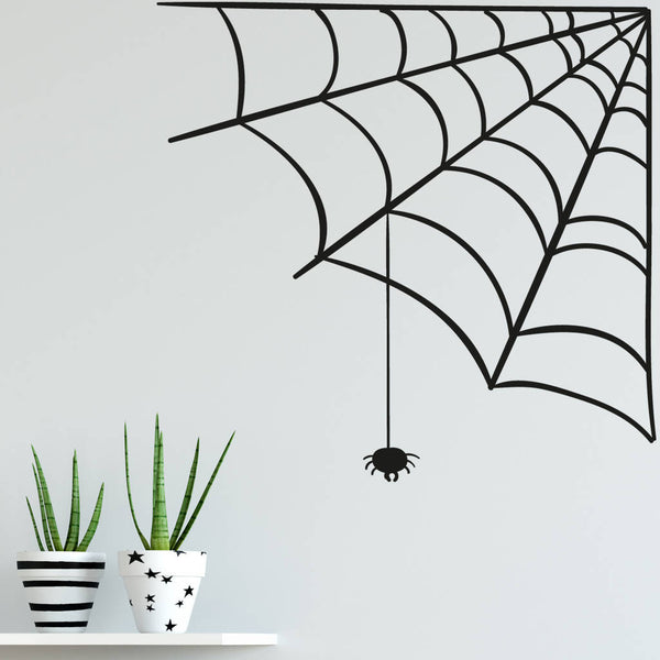 Cobweb Wall Sticker