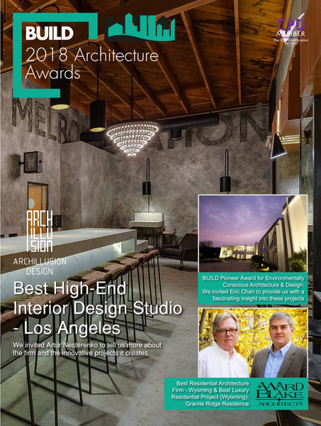 Best Residential Interior Design Firm 2018 - London