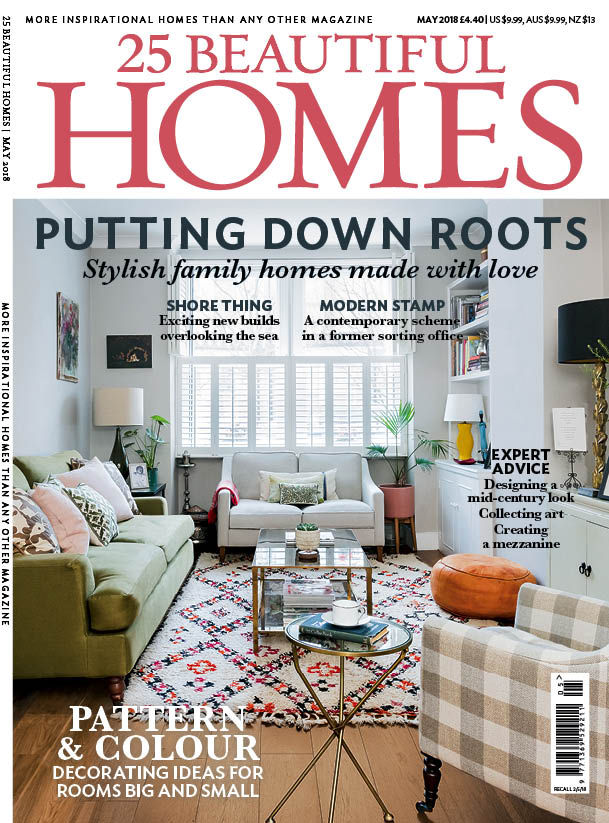 25 Beautiful Homes - May 2018