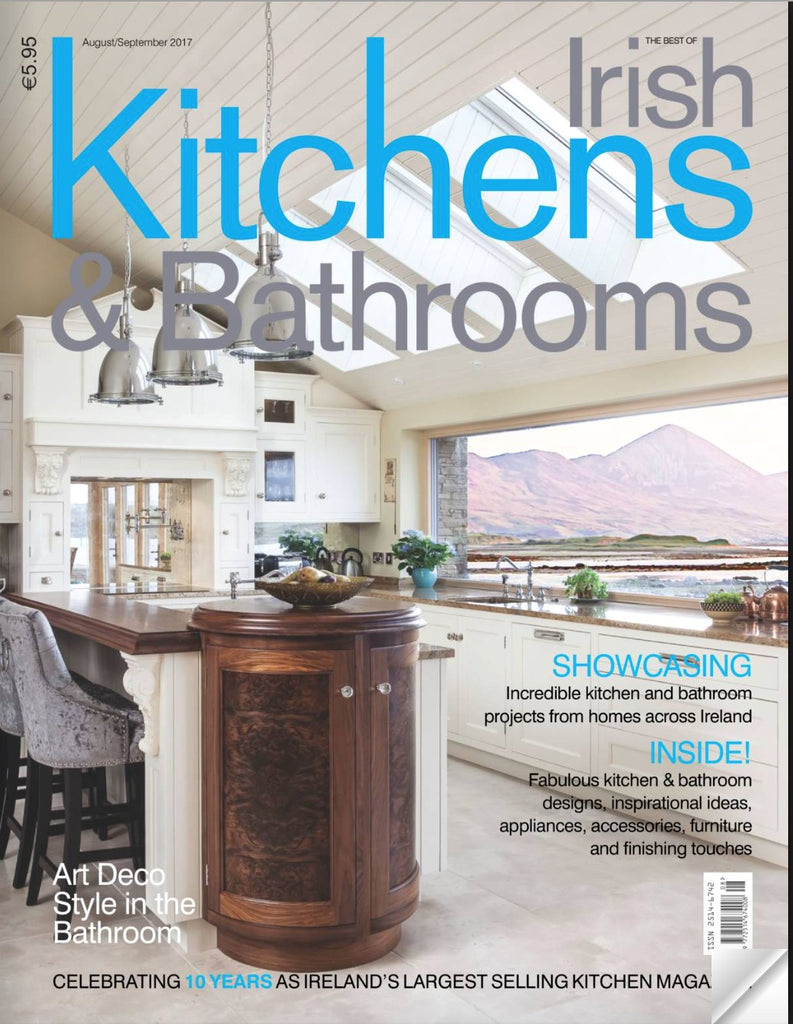 Irish Kitchens & Bathrooms - Aug/Sept '17