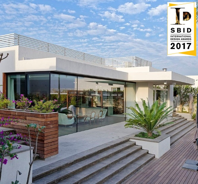 SBID International Design Awards - July '17