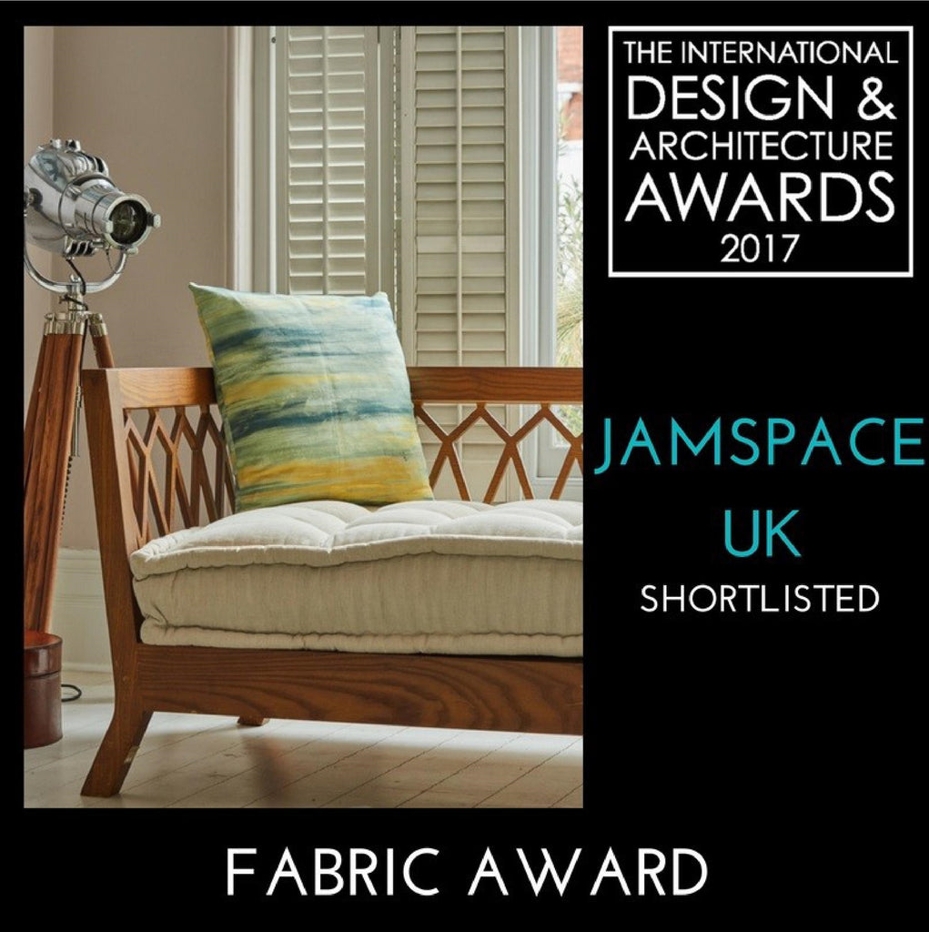 The International Design and Architecture Awards 2017: Fabric