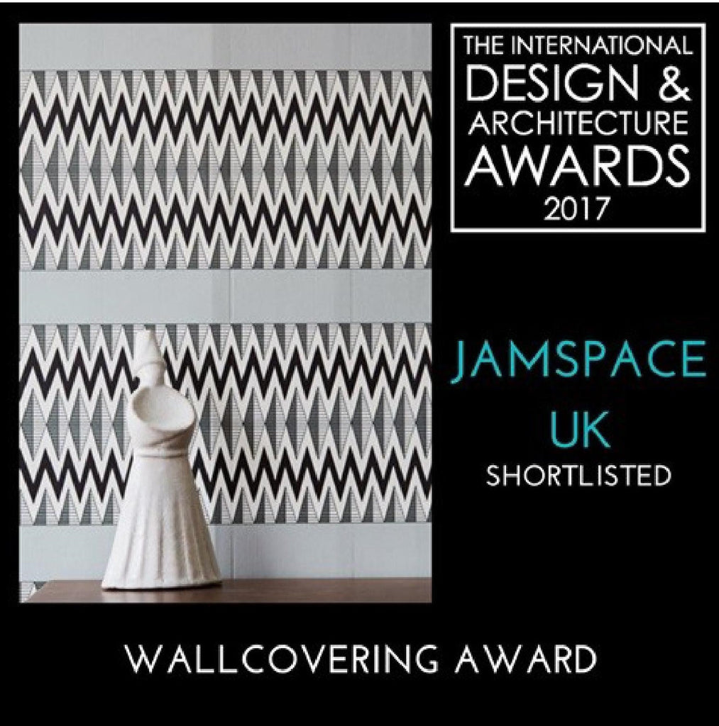 The International Design & Architecture Awards 2017: Wallcovering