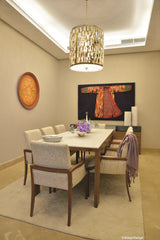 Modern Islamic - show home -  Dining Room