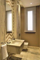 Modern Islamic - show home - Guest Bathroom