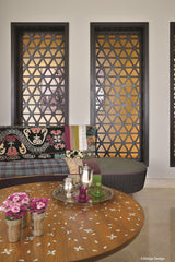Modern Islamic - show home - detail of reception