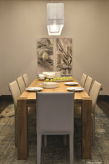Natural Zen show home - Dining Room