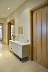 Urban Chic - show home  -  Hall way