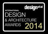 International Design Award for the design of the show homes of 40 West 2014